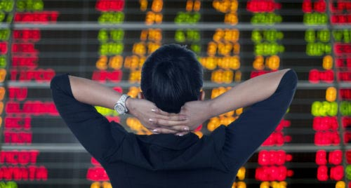 Thai stock market trading centre case study image - Cannon Hygiene International