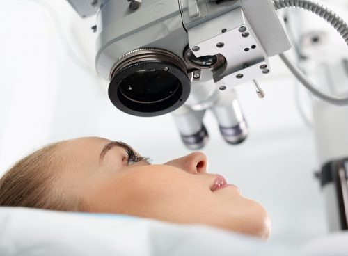 A leading provider of medical and surgical eye patient services