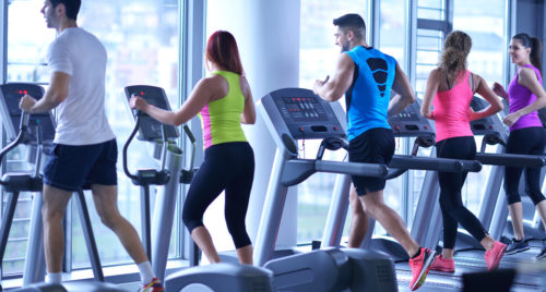 Gym Hygiene - How does your gym compare? Image